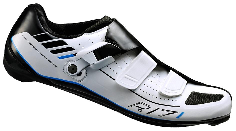 【7號公園自行車】SHIMANO SH-R171WE 全方位輕量化性能車鞋 寬楦頭