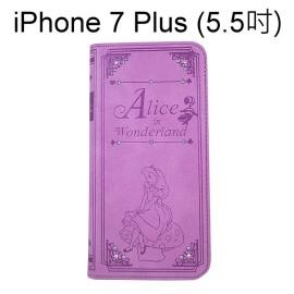 迪士尼施華洛世奇貼鑽皮套 [愛麗絲] iPhone 7 Plus (5.5吋)【正版授權】