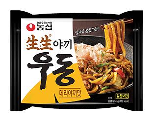 【韓新館】農心 生生乾燒烏龍風味麵(照燒口味) (缺貨中)
