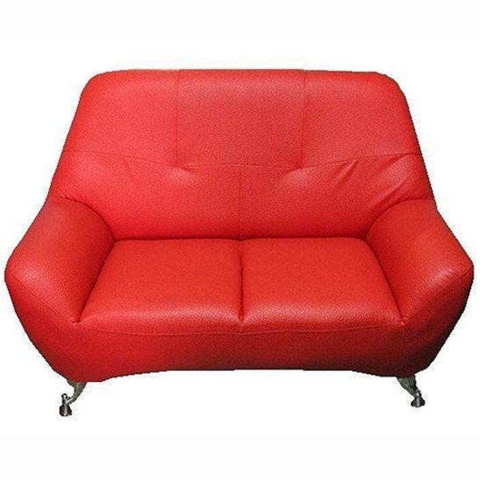 【尚品家具】※超低價特賣※ K-201-03 小可愛 厚皮乳膠2人沙發,可訂色~另有1+2+3沙發~台灣製造