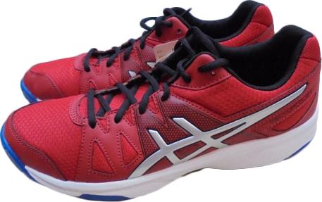 [陽光樂活] ASICS 亞瑟士 排羽球鞋 GEL-UPCOURT B400N-2393