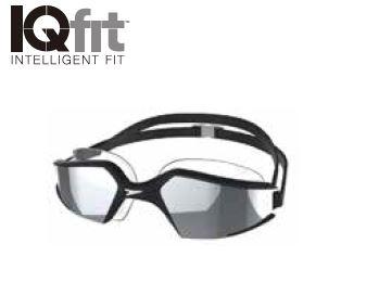 [陽光樂活]SPEEDO成人進階鏡面泳鏡 Aquapulse Max 2-SD8097977485 黑-銀