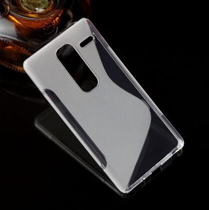 LG Zero 手機保護套 0.5mm矽膠超薄透明隱形套 樂金LG H740 TPU透明軟背殼