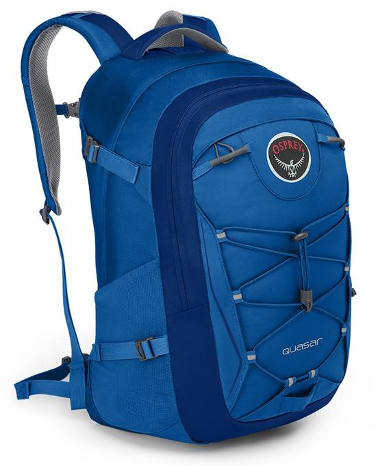 【鄉野情戶外用品店】 Osprey |美國|  QUASAR 28 電腦背包《男款》/15吋筆電背包 城市背包 旅行背包 -寶石藍/Quasar28 【容量28L】