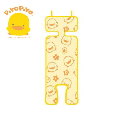 【安琪兒】台灣【黃色小鴨】嬰兒亞草座墊涼蓆/草蓆(汽座推車兩用)