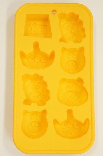 日本直送 Disney 迪士尼 玩具總動員 人物造型 夏日聖品 矽膠 製冰盒