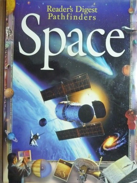 【書寶二手書T8/少年童書_PMK】Space_Alan Dyer
