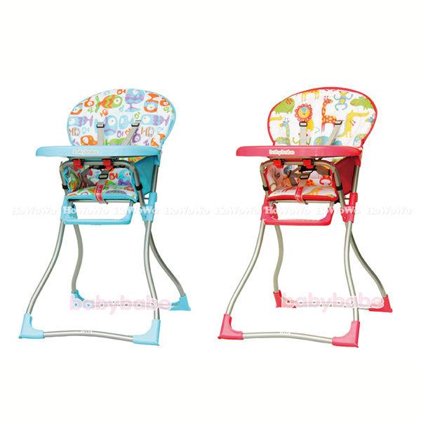 babybabe 兒童高腳餐椅 586