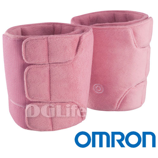 OMRON 歐姆龍 小腿按摩器振動式 (粉紅) HM-252 HM252
