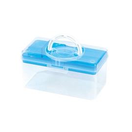 【nicegoods】月光系列300型手提箱 (塑膠 小物收納 透明盒 樹德)