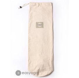 easyoga 瑜珈背袋 高優質帆布瑜珈背袋-米白色