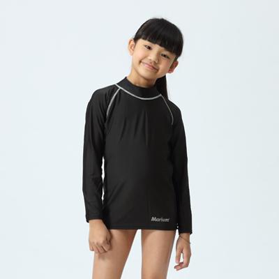 【≡MARIUM≡ 】兒童半身水母衣─黑(MAR-2811B)