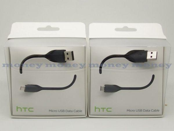 (聯強貨) 盒裝 HTC 原廠傳輸線 吊卡包裝/充電線(保證公司貨)/Micro USB 電源線【馬尼行動通訊】