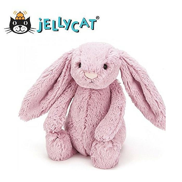 ★啦啦看世界★ Jellycat 英國玩具 / 大鬱金香兔51公分  玩偶 彌月禮 生日禮物 情人節 聖誕節 明星 療癒 辦公室小物