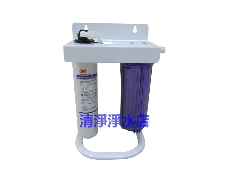 【大墩生活館】3M 9812x 二道式腳架型商用淨水器( 大濾水量型) (可取代愛惠浦 MC2),賣2460。