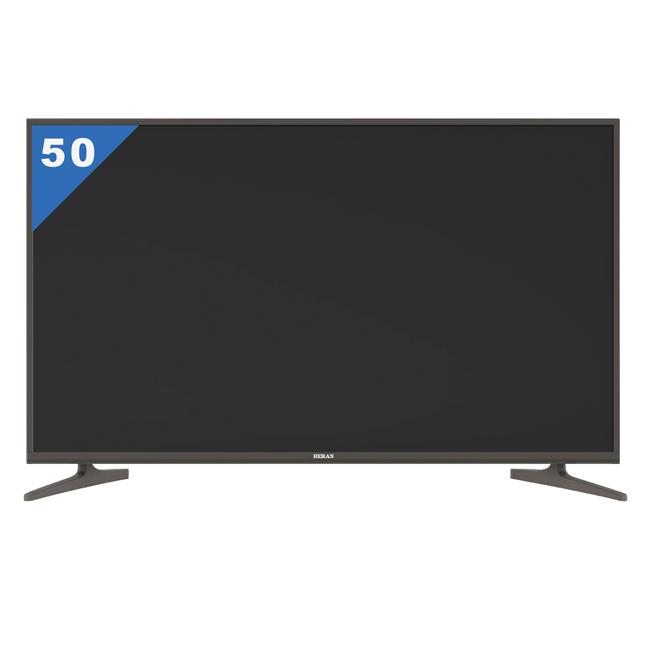 【禾聯HERAN】50吋 4K 聯網 LED液晶顯示器(HD-504KC1+視訊盒)