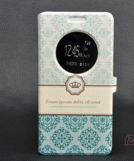 華碩ZenFone5 彩繪皮套 MyColor 彩繪 CH023視窗彩繪保護殼 卡通皮套翻蓋開窗 【預購品】