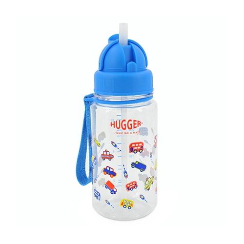 英國【Hugger】兒童水杯(玩具車)