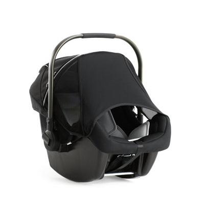 荷蘭【Nuna】Pipa 提籃式汽車安全座椅(黑色)