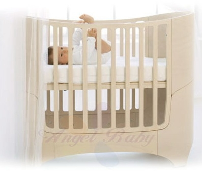 丹麥【Leander】現代經典成長型嬰兒床(3色)
