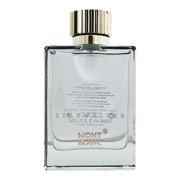 Montblanc 萬寶龍 Starwalker 星際旅者男性淡香水 75ml Tester環保包裝《Belle倍莉小舖》