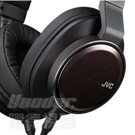 【曜德視聽】JVC HA-SW01 耳罩式耳機立體聲 木質振膜WOOD01 ★免運★送收納盒★