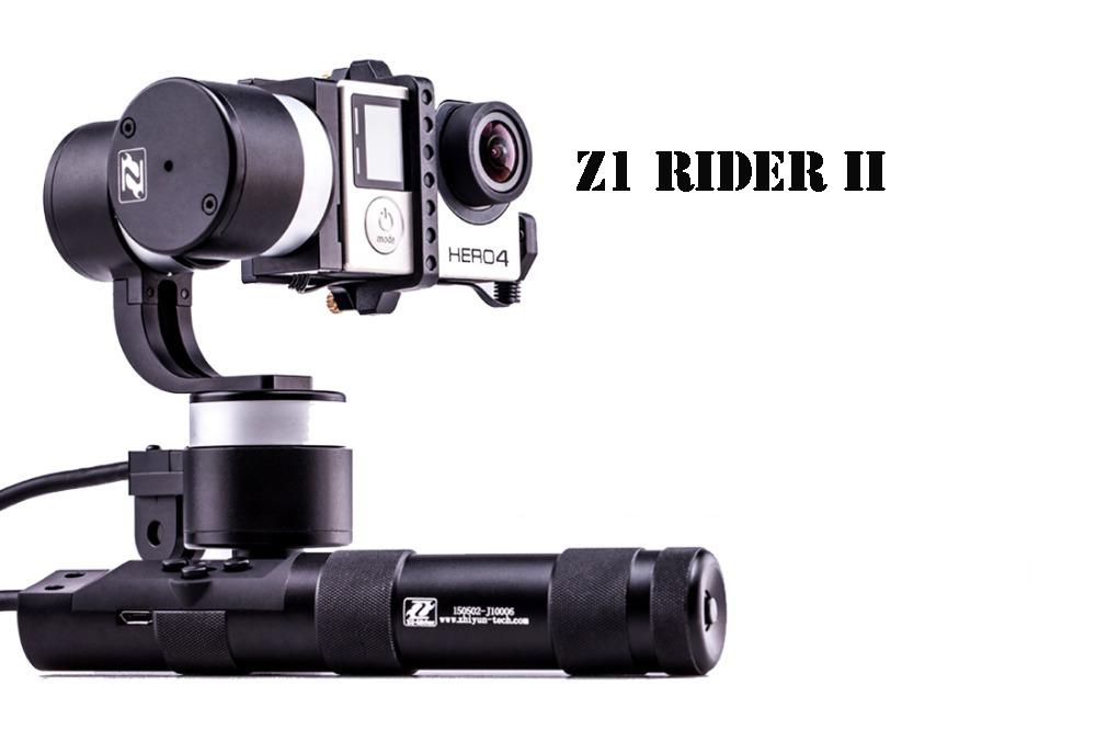 智雲 Z1 RIDER II 三軸穩定器for運動攝影機 ,公司貨一年保固