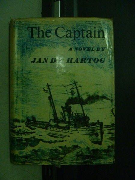 【書寶二手書T7/原文小說_OGT】The Captain