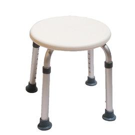 【醫康生活家】杏華 鋁製洗澡椅(圓板凳) 9005