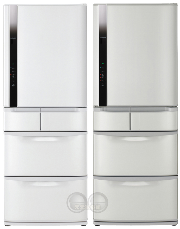 【HITACHI日立】477公升變頻五門冰箱 RS49FJ~(限區配送+基本安裝)