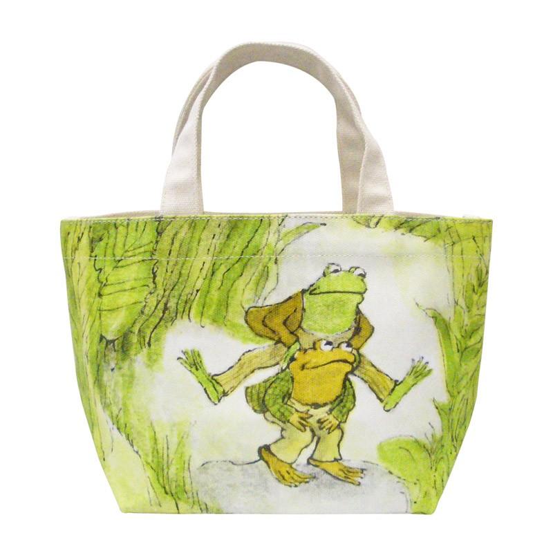 癩蛤蟆和青蛙 手提袋