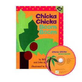 【MacKids】CHICKA CHICKA BOOM BOOM (書+CD) #83