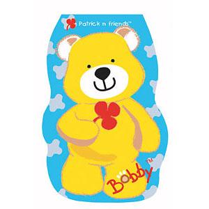 【K's Kids】造型便條紙 (波比熊)