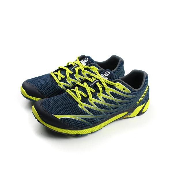 MERRELL BARE ACCESS 4 休閒鞋 藍 男款 no602