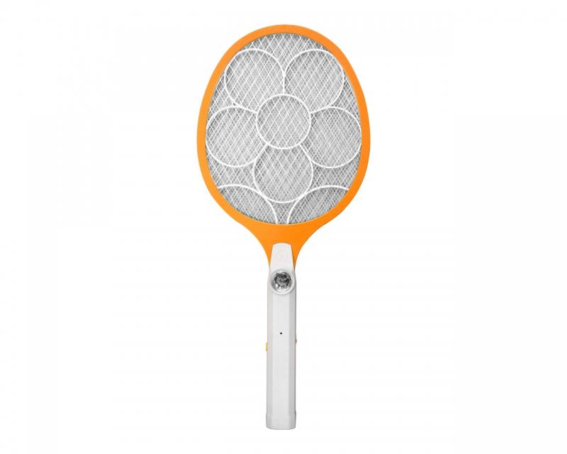 KINYO 大網面分離式充電捕蚊拍(CM-2225)