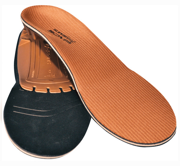 Superfeet |美國|  COPPER DMP 古銅色膠囊腳床/科技鞋墊 運動鞋墊 足弓鞋墊/37004