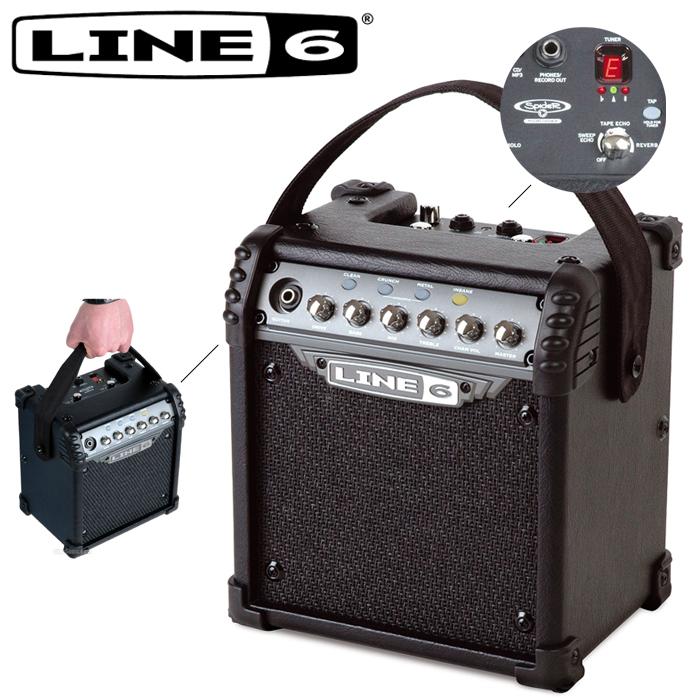 【非凡樂器】Line6 Micro Spider 超強功能小音箱/Line 6號稱地表最強的小音箱!