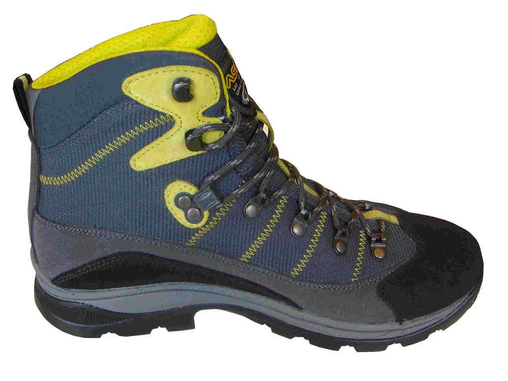 《台南悠活運動家》 ASOLO 義大利 SK天際線 寬楦防水登山鞋 A23058