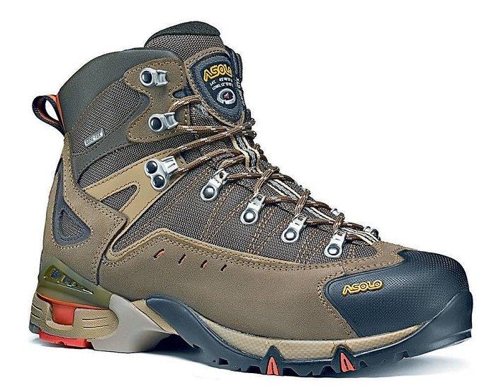 《台南悠活運動家》 ASOLO 義大利 佛藍 G/T 寬楦防水登山鞋 OM3618