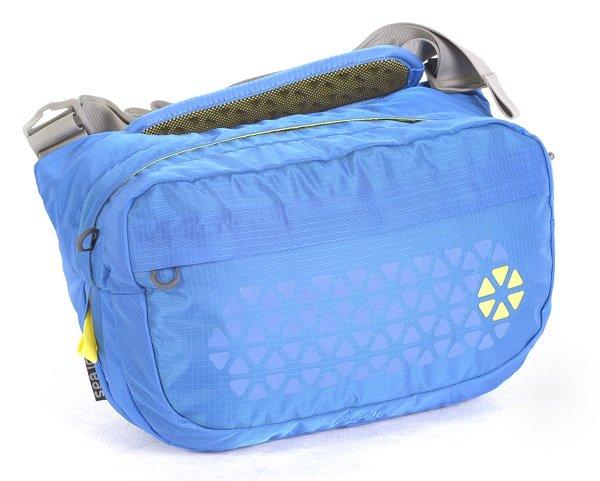《台南悠活運動家》 BOREAS 美國 PRESIDIO 輕量旅行側背包 BO0113A