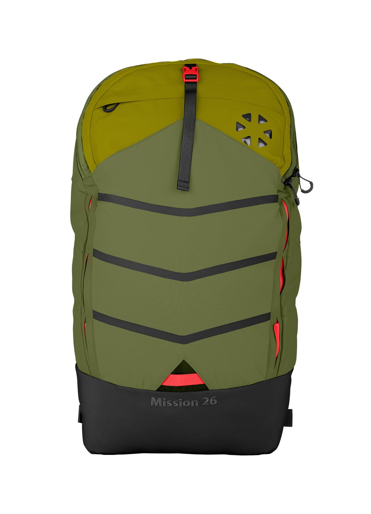 《台南悠活運動家》 BOREAS 美國 Mission 26 輕量日用背包 BO0171A