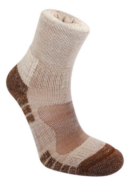 《台南悠活運動家》 BRIDGEDALE 英國 TRAIL LIGHT 山徑 薄中統羊毛襪 528