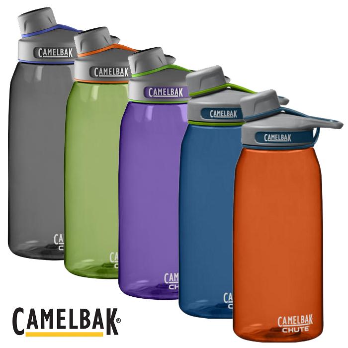 《台南悠活運動家》CAMELBAK 美國 Chute? 戶外運動水瓶 1000 ml 多色
