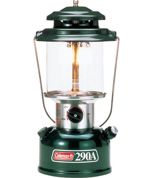 《台南悠活運動家》 COLEMAN 美國 290 氣化大雙燈 CM-0290