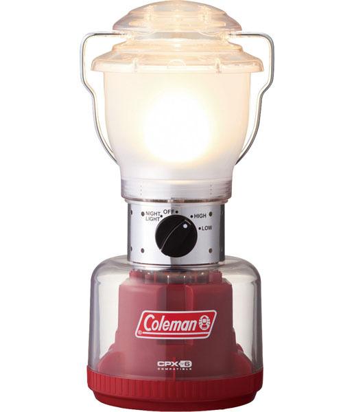 《台南悠活運動家》 COLEMAN 美國 CPX6 LED倒掛式營燈 CM-6986