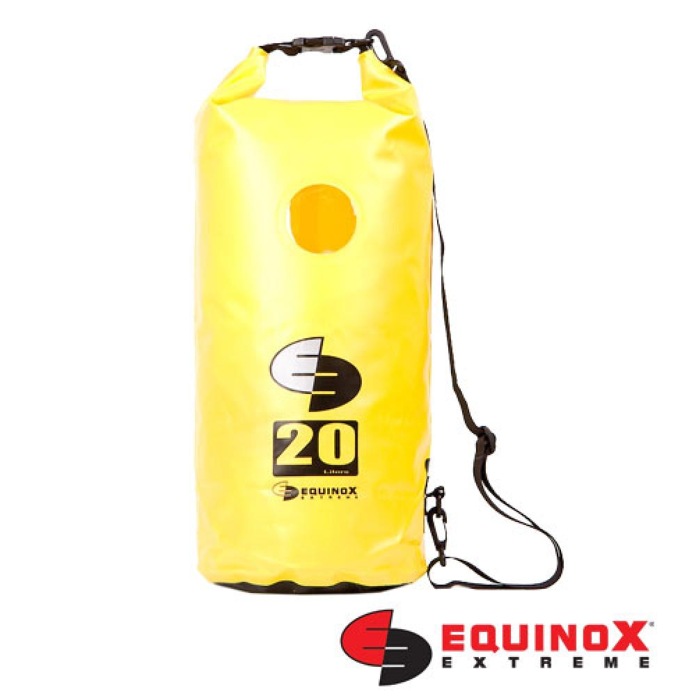 《台南悠活運動家》EQUINOX 美國 全天候多功能防水包20L 素色 111114