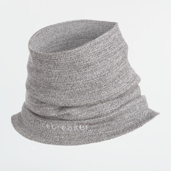 《台南悠活運動家》 ICEBREAKER 紐西蘭 AC320 素面舒適圍脖 100961