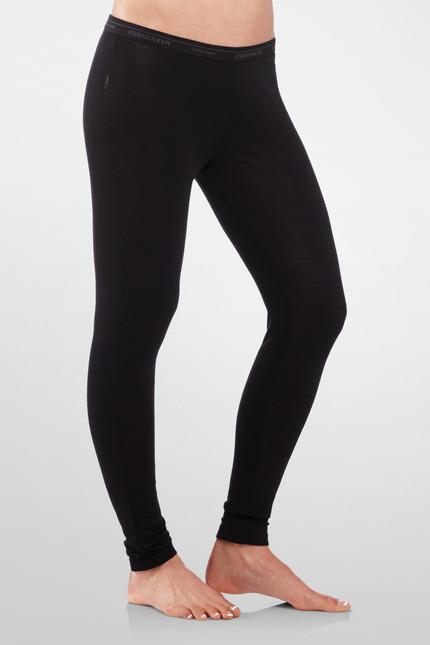 《台南悠活運動家》 ICEBREAKER 紐西蘭 ED200 女保暖貼身長褲 101306