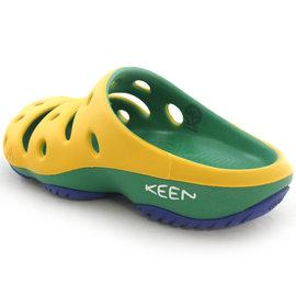 《台南悠活運動家》 KEEN 美國 Yogui 專業戶外護趾拖鞋 1011264