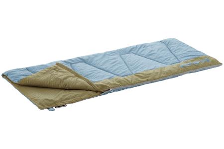 《台南悠活運動家》LOGOS 日本 丸洗寢袋 睡袋 淺藍 6度 72600620